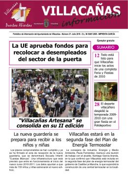 Villacañas Información Julio 2010