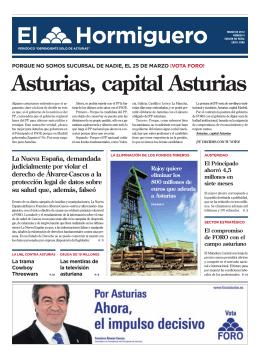 El Hormiguero - Foro Asturias