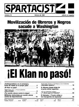 Número 12, Feb 1983