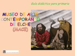 Guía - Ayuntamiento de Elche
