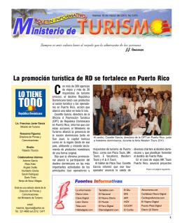 Boletín Informativo 19/03/2010