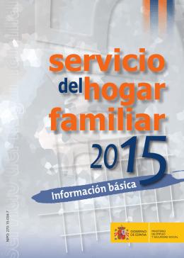 Descargar folleto informativo - Ministerio de Empleo y Seguridad