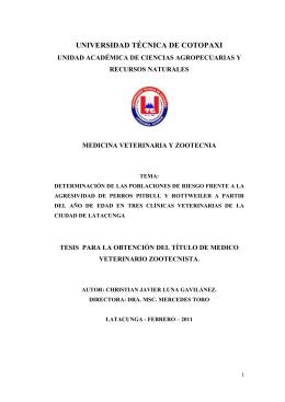 resumen - Repositorio UTC - Universidad Técnica de Cotopaxi