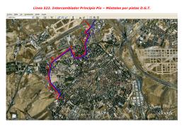 Línea 522. Intercambiador Principio Pío – Móstoles por pistas D.G.T.