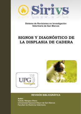 Signos y diagnóstico de displasia de cadera