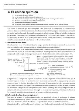 Tema 4. El enlace químico