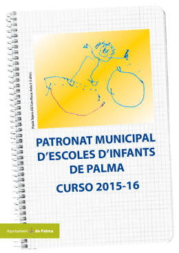 PATRONAT MUNICIPAL D`ESCOLES D`INFANTS