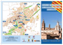 XXXVII Encuentro - Ayuntamiento de Tarazona