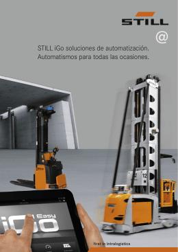 folleto STILL iGo