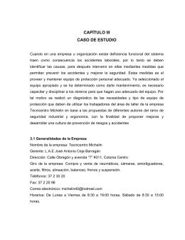 CAPÍTULO III CASO DE ESTUDIO