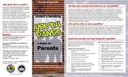 Understanding Youth Gangs - Office of Superintendent of Public