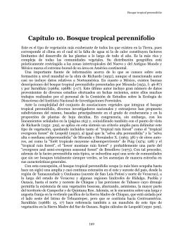 Cap.10 - Biodiversidad Mexicana