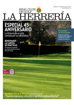 para descarga PDF - Club de Golf La Herrería