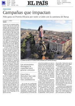 25-10-2013 El País