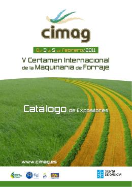Catálogo de Expositores - Feira Internacional de Galicia. FIG Silleda