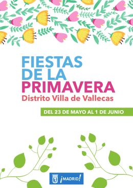 Fiestas Primavera 2014