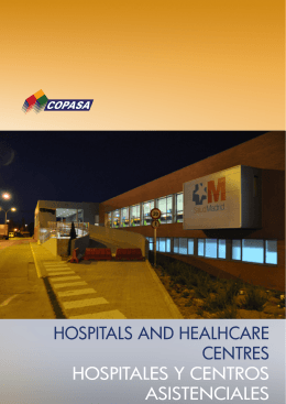 Hosp. y centros asistenciales