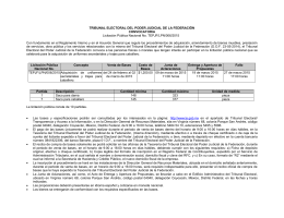 tepjf/lpn/006/2015 - Tribunal Electoral del Poder Judicial de la