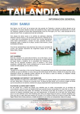 KOH SAMUI - Destino Asia