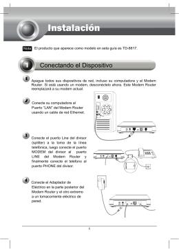TD-8816(ES)_V6_QIG_7106503560 - TP-Link