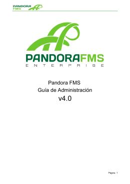 Pandora FMS 4.0