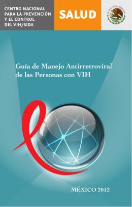 Guía de Manejo Antirretroviral de las Personas con VIH