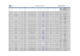 registro único de proveedores - Auditoría Superior de la Federación
