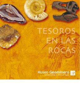 catálogo - PDF - Instituto Geológico y Minero de España