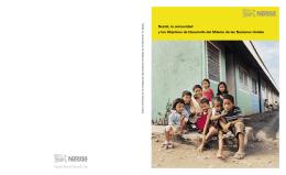 Nestlé, la comunidad y los Objetivos de Desarrollo del Milenio de