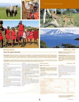 Pagina 11 » Descargar - KAIROS VIAJES ESPAÑA