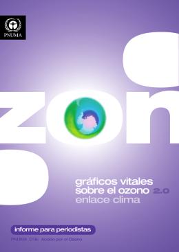 sobre el ozono 2.0 gráficos vitales enlace clima - GRID