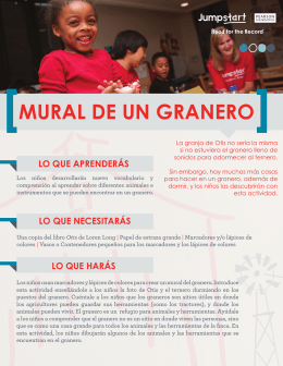 MURAL DE UN GRANERO