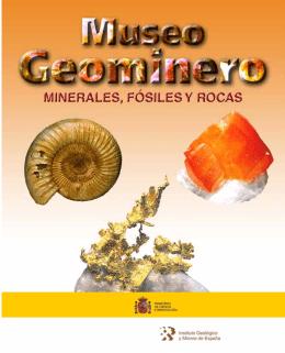 Guía del Museo - Instituto Geológico y Minero de España