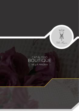 Boutique - Villa Magna