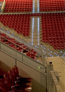 3Balizados Las balizas K2 incorporan LEDs de alta luminosidad y