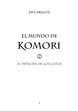 El mundo de Komori