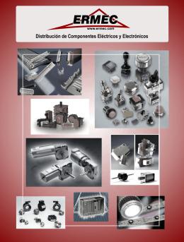 Distribución de Componentes Eléctricos y Electrónicos
