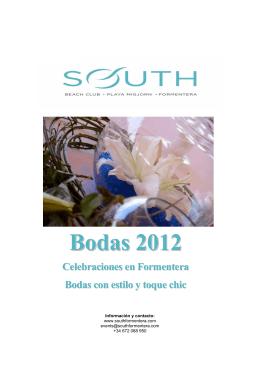 BODAS SOUTH BEACH 2012