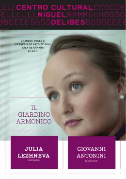 IL GIARDINO ARMONICO - Auditorio Miguel Delibes