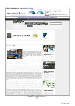 veneziaeventi.com - Due Torri Hotel Verona