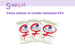 How to use FC2 Female Condom