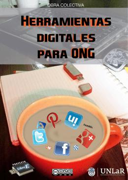 herramientas digitales para ong - Libro-E