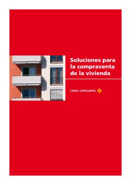 Soluciones para la compraventa de la vivienda