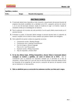 Module 1 QA