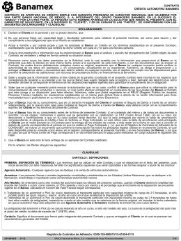Contrato - Banamex.com