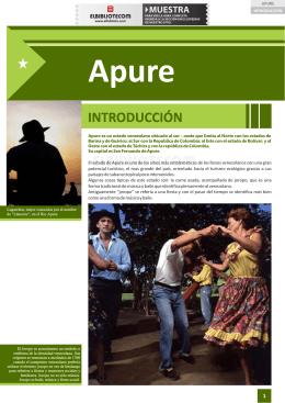 Apure - Elbibliote.com