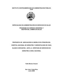 instituto centroamericano de administracion pública icap