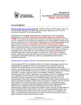 Jul 8, 2014 12:27:19 PM - Tecnológico de Monterrey