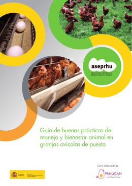 Guía de buenas prácticas de manejo y bienestar animal