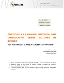 NOTAS: TIC Y EFICIENCIA ENERGÉTICA